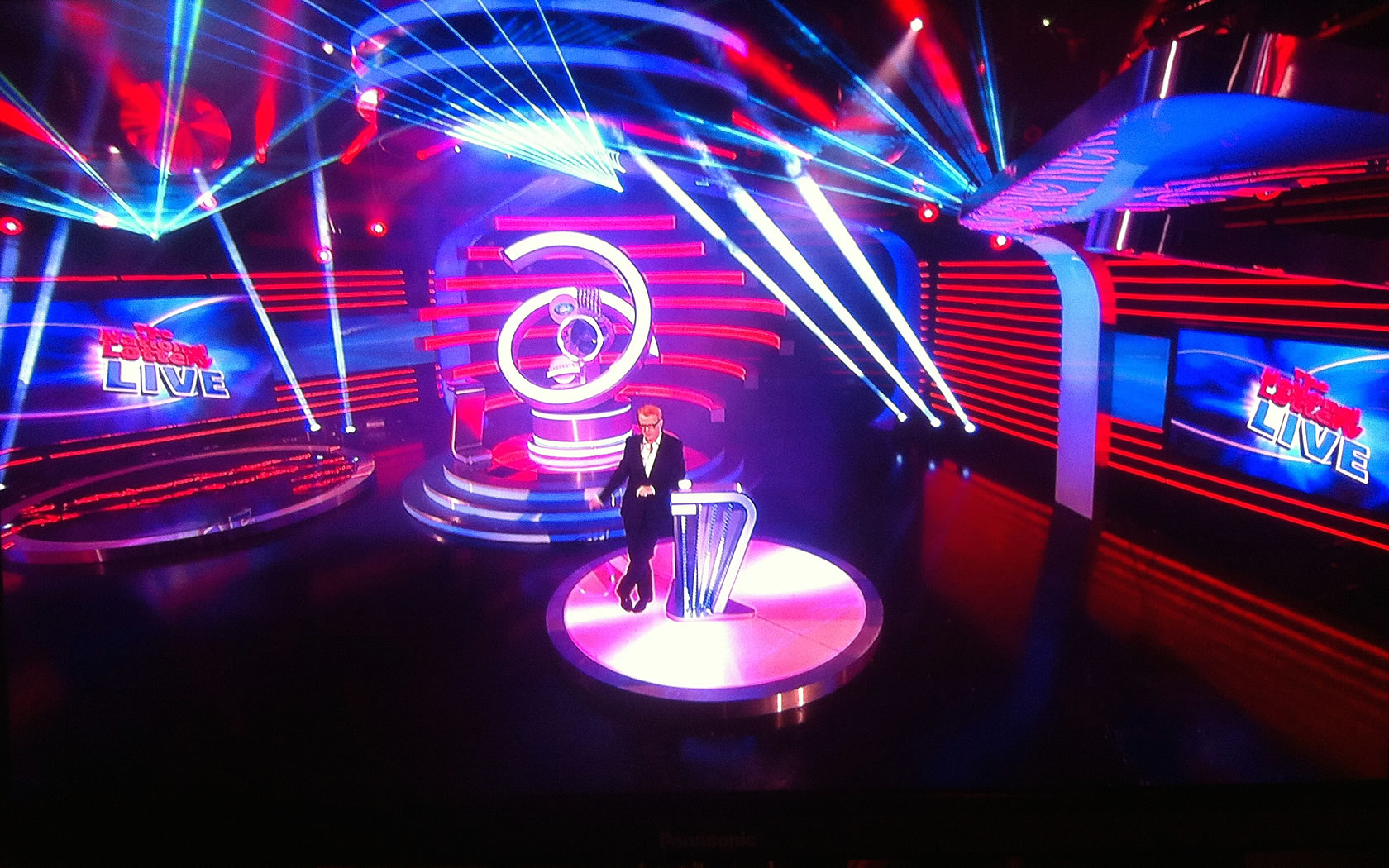 National Lottery Live